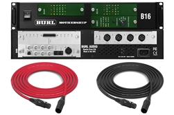 Burl Audio B16 Mothership BMB2 | 8x0 16 Ch. Configurable AD/DA with MADI Motherboard