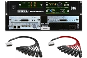 Burl Audio B16 Mothership BMB3 | 8x4 Mothership Bundle with Monitor Control | Dante