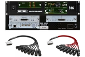 Burl Audio B16 Mothership BMB4 | 8x4 Mothership Bundle with Monitor Control | SoundGrid