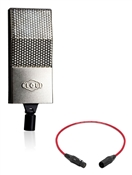 Cloud Microphones JRS-34 | Active Ribbon Microphone