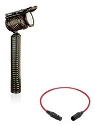 Coles 4104 Commentator's Ribbon Microphone