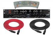 Dangerous Music MONITOR ST Package with Optional Custom Mogami & Neutrik Gold Cabling