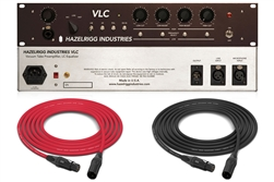 Hazelrigg Industries VLC-1 | Single Channel Mic Pre / EQ