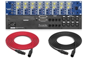 Focusrite ISA 828 MkII | 8-Channel Preamp for Mic, Line-Level, and Hi-Z Instruments