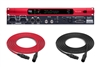 Focusrite RedNet D16R | 16-channel AES3 I/O for Dante Audio over IP Networks