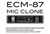 Gauge ECM-87 Mic Clone Software | Plug-in