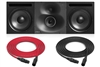 "Genelec 1238AC SAM | 2 x 10"" 3-Way Smart Active Mastering Studio Monitor 
