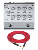 Grace Design ALiX | Single Channel Instrument & Mic Preamp/Blender (Silver)