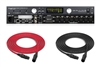 Grace Design M108 | 8 Channel Remote Control Mic Pre w/ AES, ADAT + USB A/D