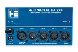 Henry Engineering AES Digital DA 2x4 | Distribution System