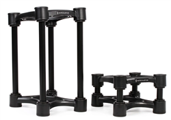 IsoAcoustics ISO-200 | ISO Series Speaker Stands | Pair (Black)