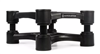 IsoAcoustics ISO-200SUB | ISO Series Subwoofer Stand (Black)