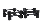 IsoAcoustics Aperta 200 | Speaker Stands | Pair (Black)