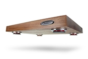 IsoAcoustics Delos 2216W1 | Turntable Isolation Board (Walnut)