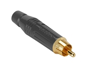 Solder an Amphenol ACJR-BLK RCA Male Gold Connector | Parts & Labor