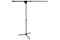 Latch Lake micKing 1100 | Boom Mic Stand (Black)