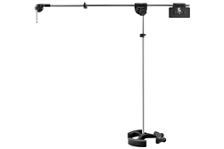 Latch Lake micKing 2200 | Boom Mic Stand (Chrome)