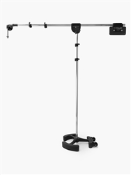 Latch Lake micKing 3300 | Boom Mic Stand (Chrome)