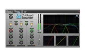 Metric Halo Multiband Expander | AU, VST, AAX Plug-In