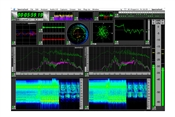 Metric Halo SpectraFoo Standard SA OS X | Digital Audio Metering + Analysis Software