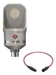 Neumann TLM 107 Studio Set | Condenser Microphone (Nickel)