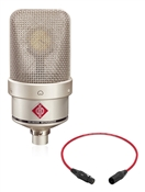 Neumann TLM 49 | Vocal Studio Microphone with K49 Capsule (Nickel)