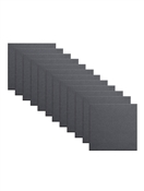 "Primacoustic Broadway 2"" Control Cube Acoustic Wall Panel 12-pack - Black w/ Square Edge"