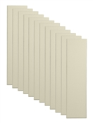 "Primacoustic Broadway 2"" Control Column Acoustic Wall Panel 12-pack - Beige w/ Beveled Edge"