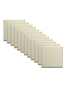 "Primacoustic Broadway 2"" Control Cube Acoustic Wall Panel 12-pack - Beige w/ Beveled Edge"