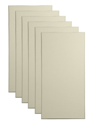 "Primacoustic Broadway 2"" Broadband Absorber Acoustic Wall Panel 6-pack - Beige w/ Beveled Edge"