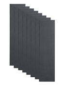 "Primacoustic Broadway 3"" Control Column Acoustic Wall Panel 8-pack - Black w/ Beveled Edge"