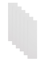 "Primacoustic Paintables | 12"" x 48"" x 2"" Paintable Acoustic Panels - 6 Pack"