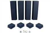 Primacoustic London 10 | Acoustic Panel Room Kit (Black)