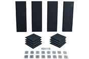Primacoustic London 8 | Acoustic Panel Room Kit (Black)