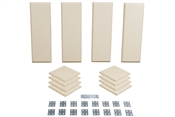 Primacoustic London 8 | Acoustic Panel Room Kit (Beige)