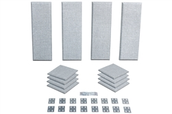 Primacoustic London 8 | Acoustic Panel Room Kit (Grey)