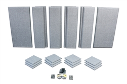 Primacoustic London 12 | 10x12 ft. Acoustic Panel Room Kit (Grey)