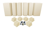 Primacoustic London 16 | Acoustic Panel Room Kit (Beige)