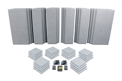 Primacoustic London 16 | Acoustic Panel Room Kit (Grey)