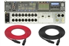 Prism Sound ADA-8XR PTHDX | 8 Channel AD and 8 Channel DA Converter w/ Pro Tools HDX