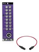 Purple Audio Moiyn | 500-Series 8x2 Summing Mixer