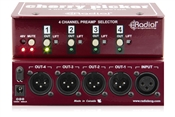 Radial Cherry Picker | Studio Preamp Selector