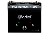 Radial Hotshot 48V | Phantom Power Supply/Footswitch