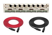 Radial LX8 | 8 Channel Line Level Signal Splitter and Isolator