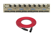 Radial OX8-r | Standard 8 Channel 3 Way Mic Splitter