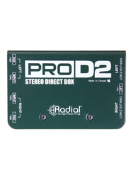 Radial ProD2 | Stereo Passive Direct Box
