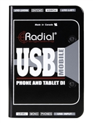 Radial USB Mobile | Tablet and Smartphone DI