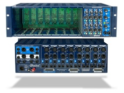 Radial Workhorse | 500-Series Rack Chassis