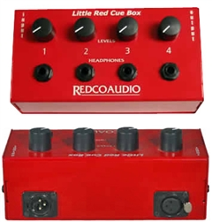 Redco Audio Little Red Cue Box