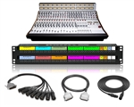 Rupert Neve Designs 5088 Patchbay & Cabling Package | (For 16 5032 Mic Pre EQs)